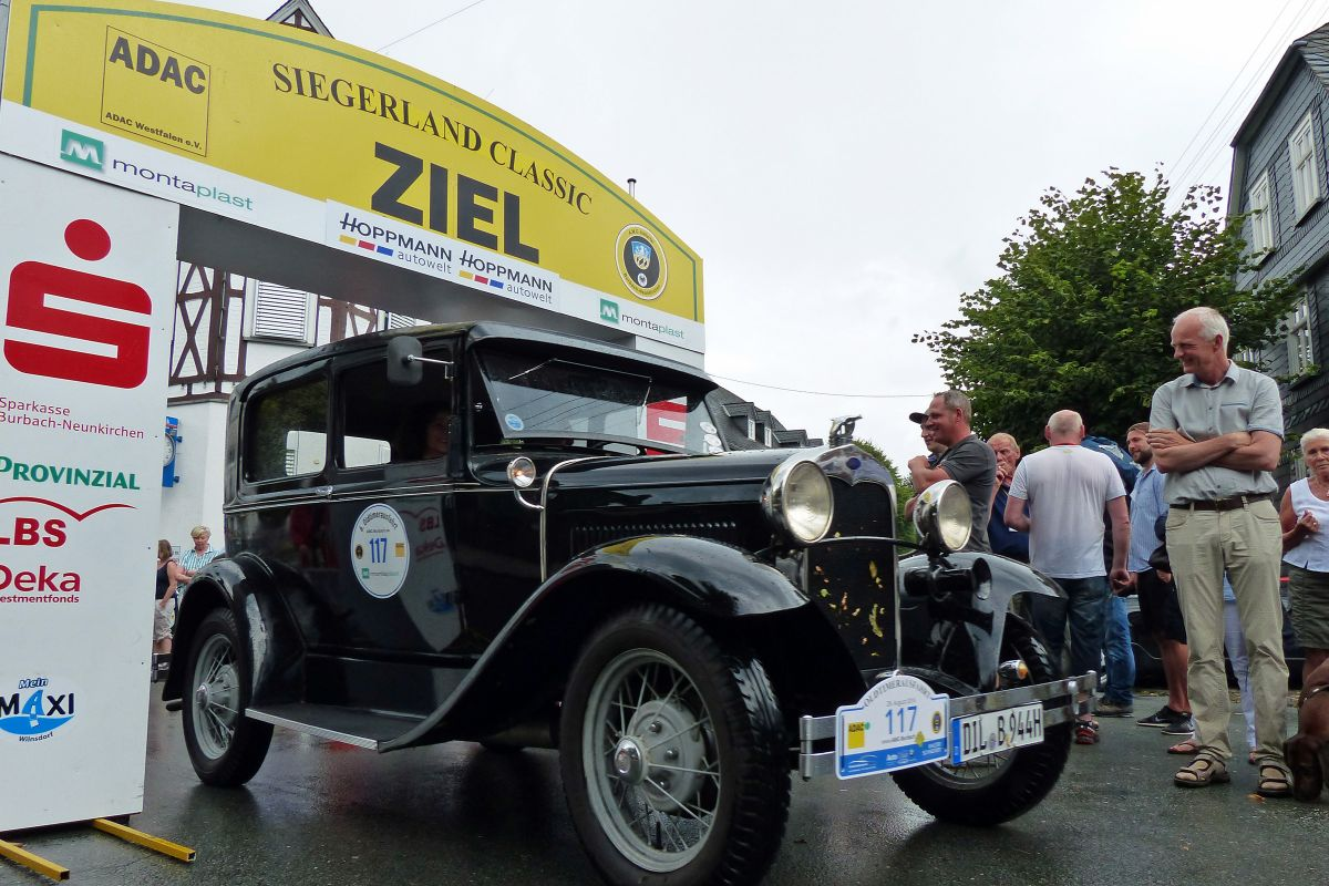 Oldtimerrallye & Oldtimerausfahrt - Siegerland Classic